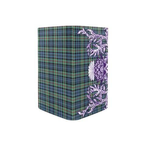 MacKinlay Ancient Tartan Wallet Women's Leather Thistle A91