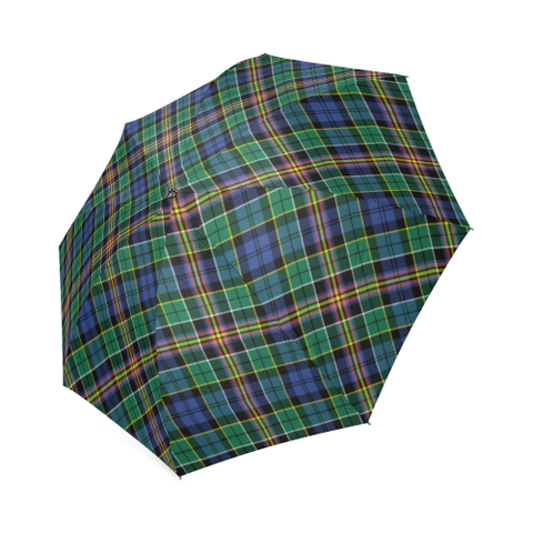 Image of Allison Tartan Umbrella TH8