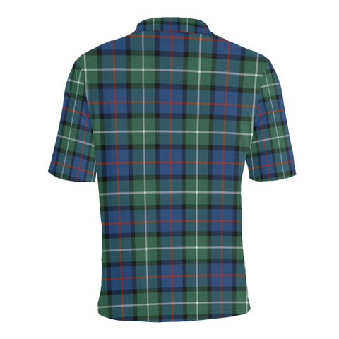 Davidson of Tulloch   Tartan Polo Shirt HJ4