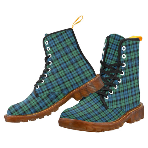 Campbell Ancient 01 Martin Boot | Scotland Boots | Over 500 Tartans