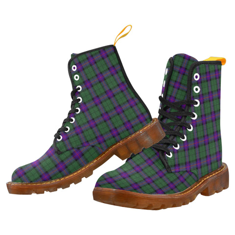 Armstrong Modern Martin Boot | Scotland Boots | Over 500 Tartans