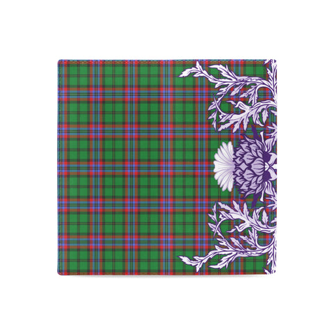 McGeachie Tartan Wallet Women's Leather Wallet A91 | Over 500 Tartan