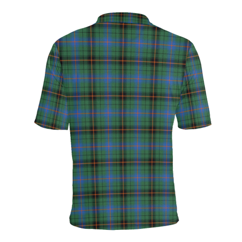 Davidson Ancient  Tartan Polo Shirt HJ4