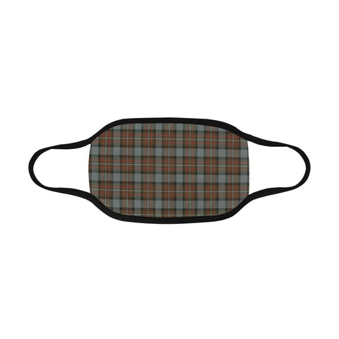 Image of Fergusson Weathered Tartan Mouth Mask Inner Pocket K6 (Combo)