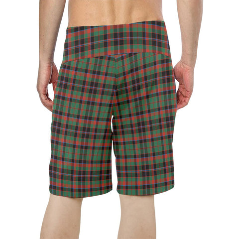 Cumming Hunting Ancient Tartan Board Shorts TH8