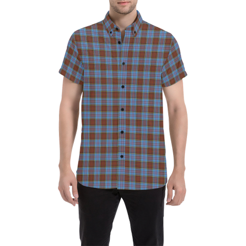 Tartan Shirt - Anderson Modern | Exclusive Over 500 Tartans | Special Custom Design