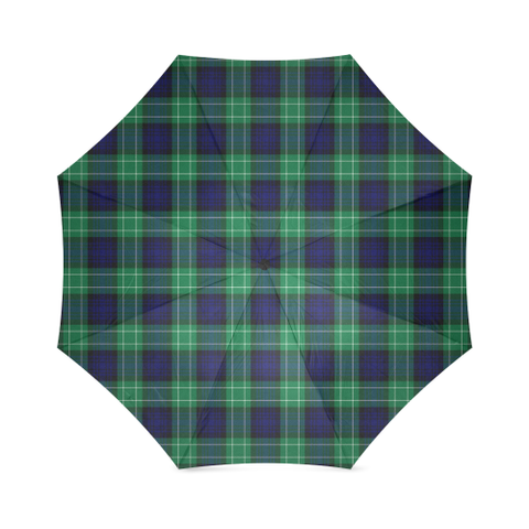 Abercrombie Tartan Umbrella TH8