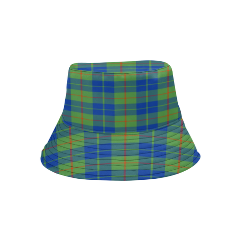 Barclay Hunting Ancient Tartan Bucket Hat for Women and Men K7