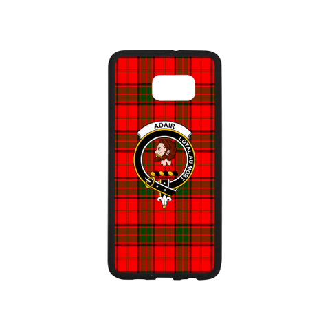 Adair Tartan Clan Badge Luminous Phone Case IPhone 8