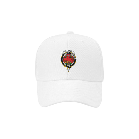 Image of Fullerton Clan Tartan Dad Cap | Mens Accessories | Hot Sale