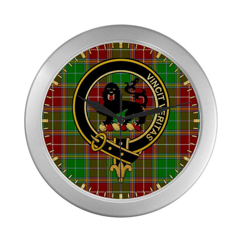 Baxter Clan Tartan Wall Clock | Tartan Home Decor | Hot Sale