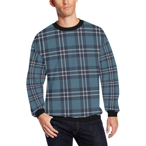 Earl Of St Andrews Tartan Crewneck Sweatshirt