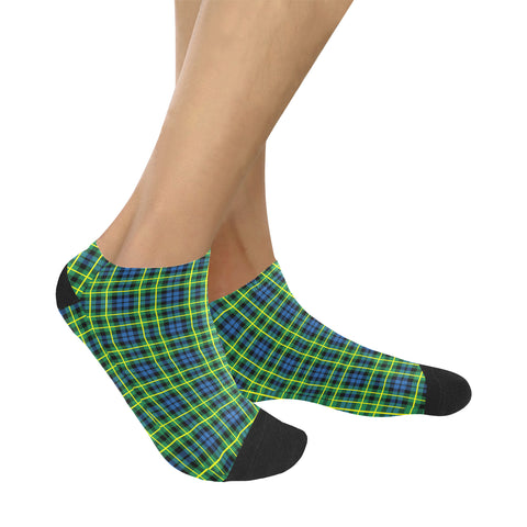 Campbell of Breadalbane Ancient Tartan Ankle Socks K7