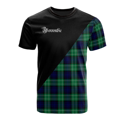 Abercrombie Clan Military Logo T-Shirt