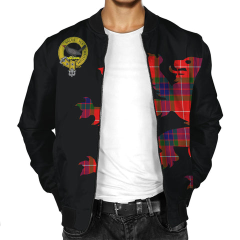 Abernethy Lion And Thistle Men Jacket