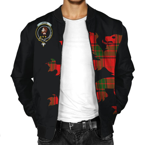 Adair Lion And Thistle Men Jacket
