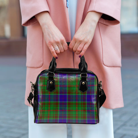 Adam Tartan Shoulder Handbag for Women | Hot Sale | Scottish Clans