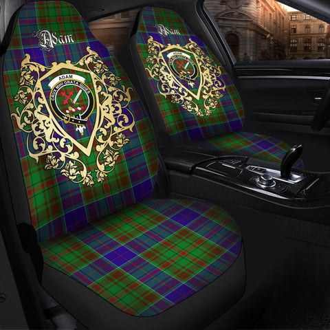 Image of Adam Clan Car Seat Cover Royal Sheild