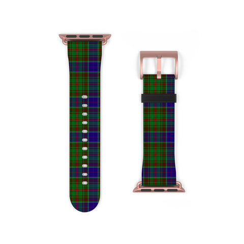 Adam Scottish Clan Tartan Watch Band Apple Watch