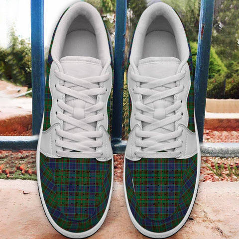 Adam Tartan Low Sneakers (Women's/Men's) A7