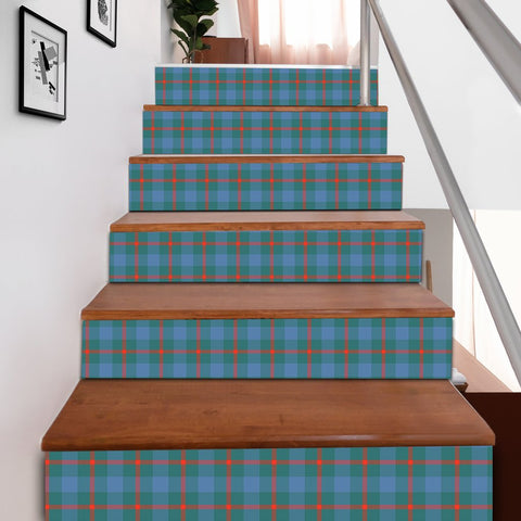 Image of Scottishshop Tartan Stair Stickers - Agnew Ancient Stair Stickers A91