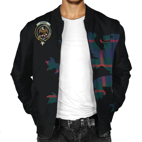 Agnew Lion And Thistle Men Jacket