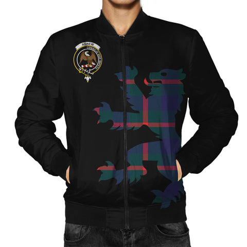 Image of Agnew Lion & Thistle Men Jacket