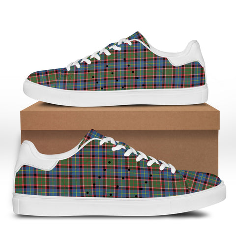 Aikenhead Tartan Skate Shoes (Women's/Men's) A7