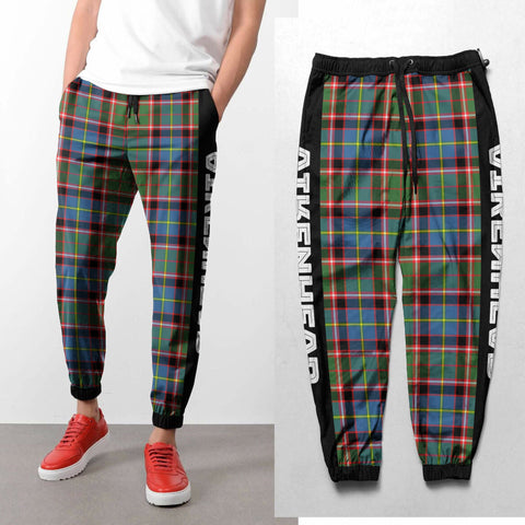 Aikenhead - Tartan All Over Print Sweatpants - BN