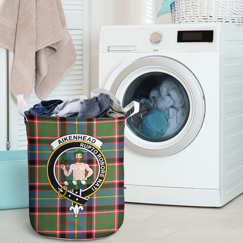 Image of Aikenhead Laundry Basket K7