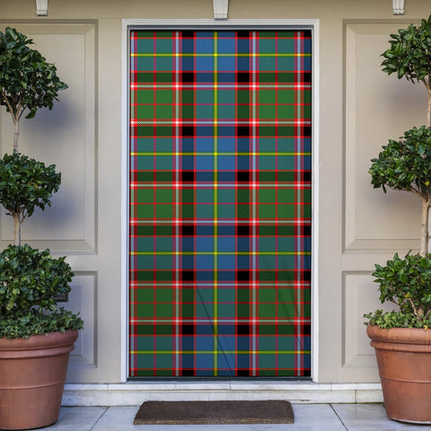 Image of Aikenhead Tartan Door Sock Cover