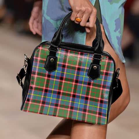 Aikenhead Tartan Shoulder Handbag for Women | Hot Sale | Scottish Clans