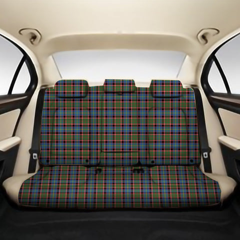 Aikenhead Tartan Back Car Seat Covers A7