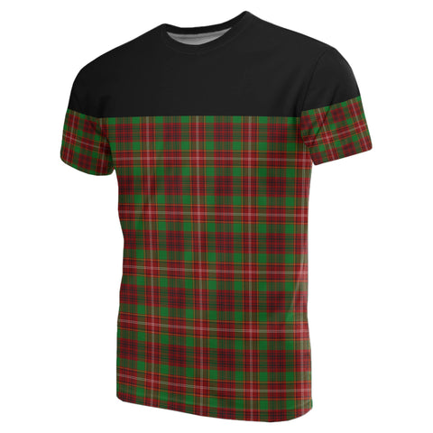 Image of Tartan Horizontal T-Shirt - Ainslie