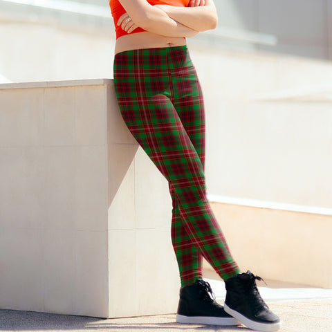 Ainslie Tartan Leggings| Over 500 Tartans | Special Custom Design