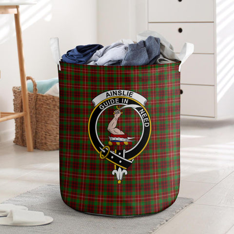 Image of Ainslie Laundry Basket K7 - Front