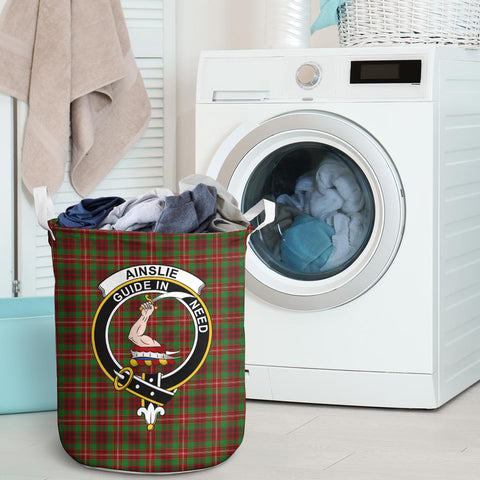 Image of Ainslie Laundry Basket K7