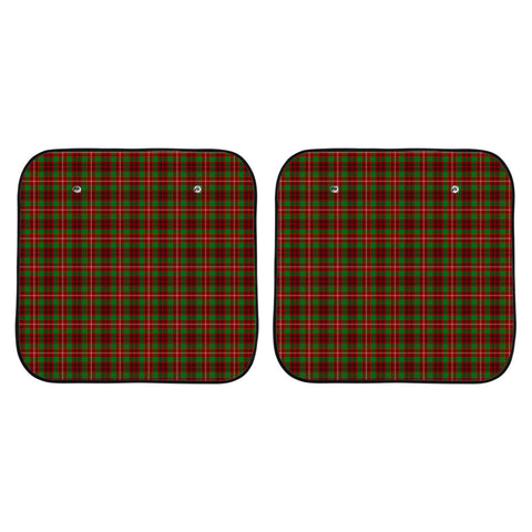 Ainslie Clan Tartan Scotland Car Sun Shade 2pcs K7