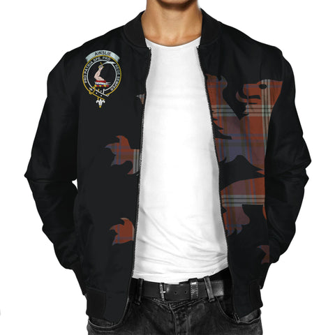 Ainslie Lion And Thistle Men Jacket