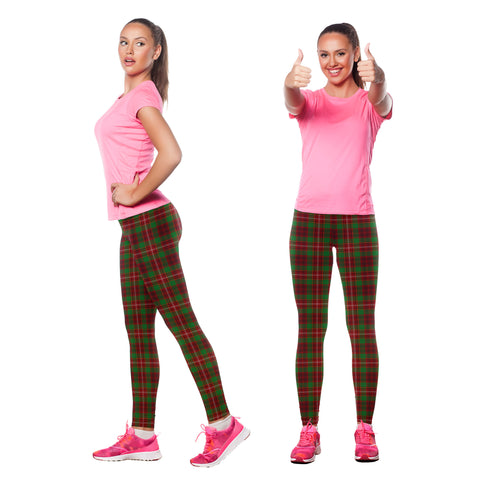 Ainslie Tartan Leggings | Scottishclans.co