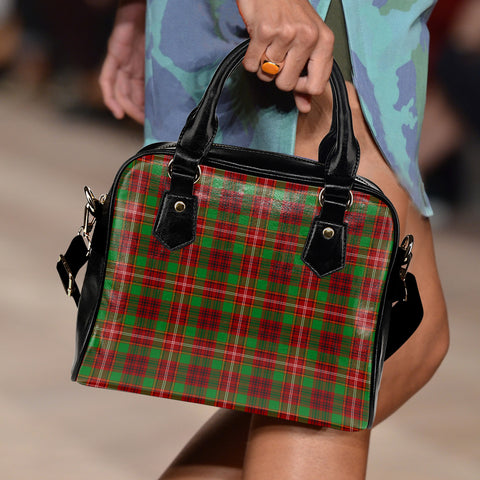 Ainslie Tartan Shoulder Handbag for Women | Hot Sale | Scottish Clans