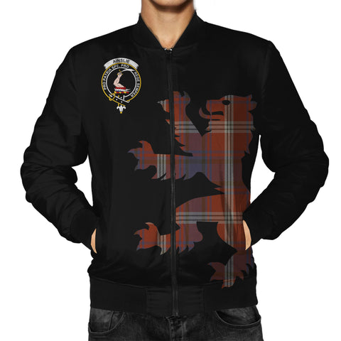 Ainslie Lion & Thistle Men Jacket