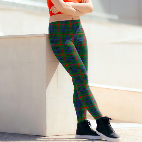 Aiton Tartan Leggings| Over 500 Tartans | Special Custom Design