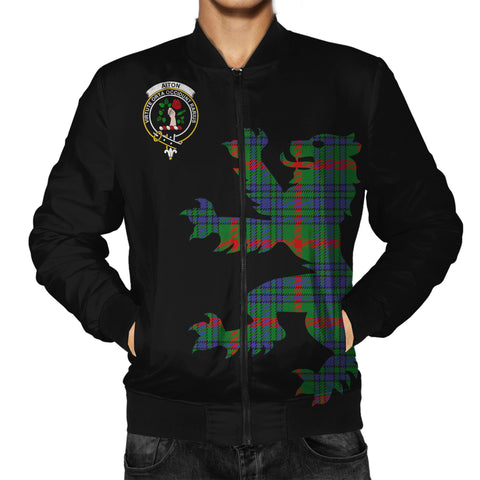 Aiton Lion & Thistle Men Jacket