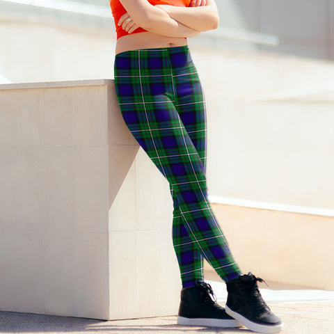 Alexander Tartan Leggings| Over 500 Tartans | Special Custom Design