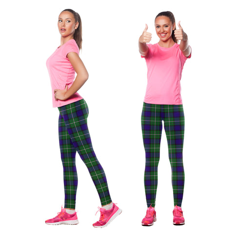 Alexander Tartan Leggings | Scottishclans.co