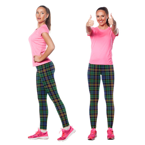 Allison Tartan Leggings | Scottishclans.co