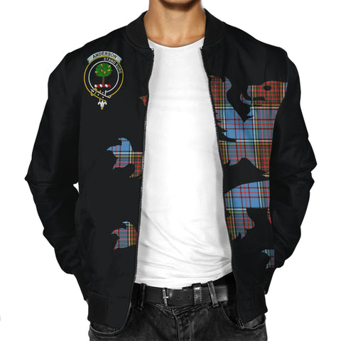 Anderson Lion And Thistle Men Jacket