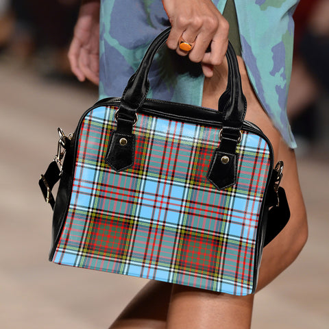 Anderson Ancient Tartan Shoulder Handbag for Women | Hot Sale | Scottish Clans