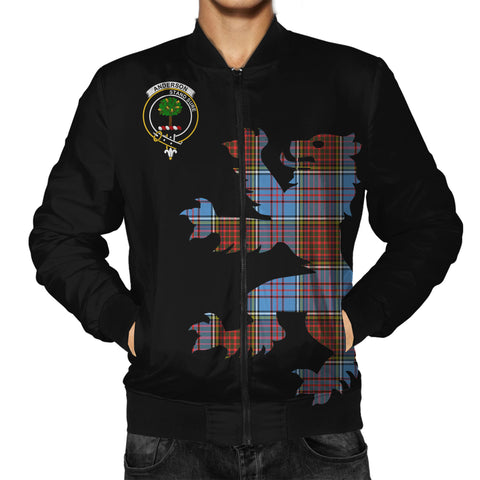 Anderson Lion & Thistle Men Jacket